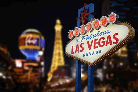 Bargain Late Holidays - Three, five or seven night Las Vegas stay with flights - Save 63%