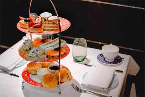 Amba Hotel Marble Arch - Afternoon tea with a glass of Prosecco each for two - Save 56%