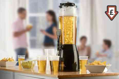 Groupon Goods Global GmbH - Cooks Professional Drink Dispenser with Ice Cooling Core - Save 68%