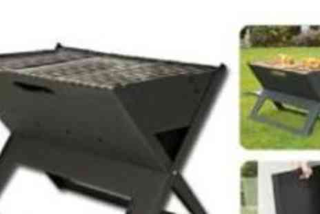 Bluebud.co.uk - Super practical portable Barbecue - Save 51%