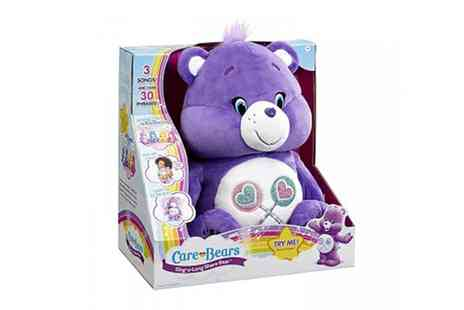 Groupon Goods Global GmbH - Care Bears Sing a Long Share Bear - Save 31%