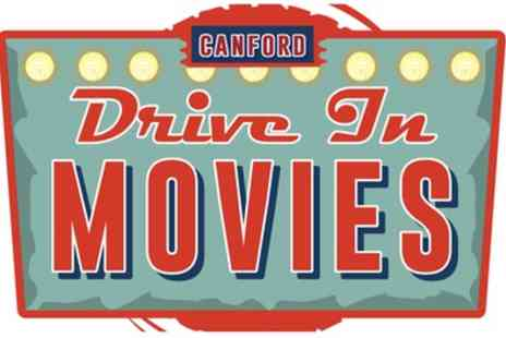 Drive In Movies - Drive In Movies Ticket for a Car, Choice of Eight Films on 30 June to 1 July - Save 33%