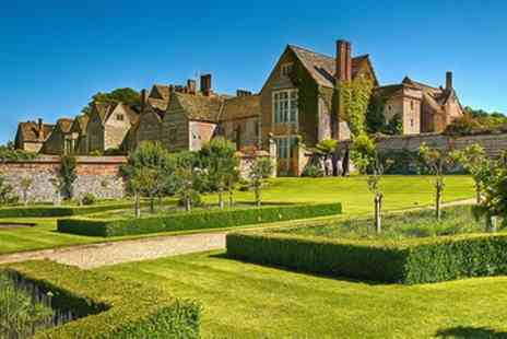 Littlecote House Hotel - Spa Day with Treatment and £10 Lunch Voucher Each for One or Two - Save 36%