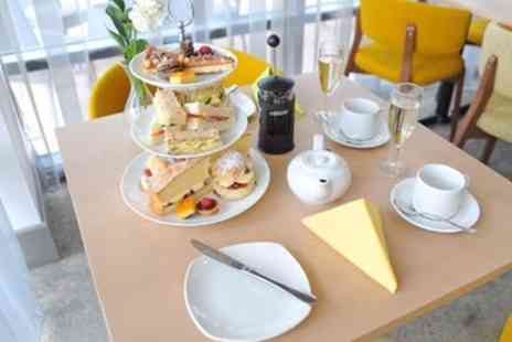 Whitemead Forest Park - Afternoon Tea with an Optional Glass of Prosecco for Two - Save 37%
