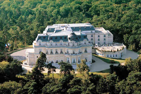 Tiara Chateau Hotel Mont Royal - Five Star Beautifully Restored Rural Chateau Stay For Two 35min from Paris - Save 30%