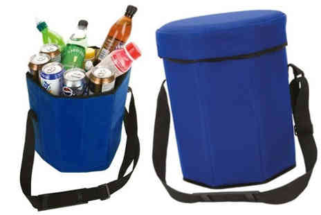 CheekyBox - Multipurpose Cooler Seat - Save 69%