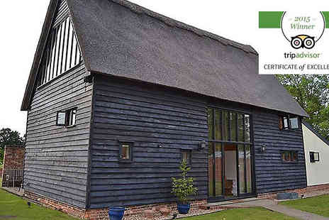 Wortwell Hall Barn - One to Three Night Stay For Two With Breakfast and Dinner Options - Save 19%