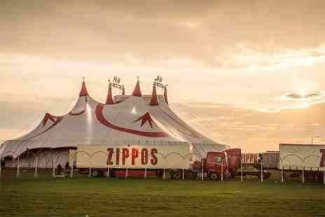 Zippos Circus - Ticket to see Zippos Circus - Save 46%