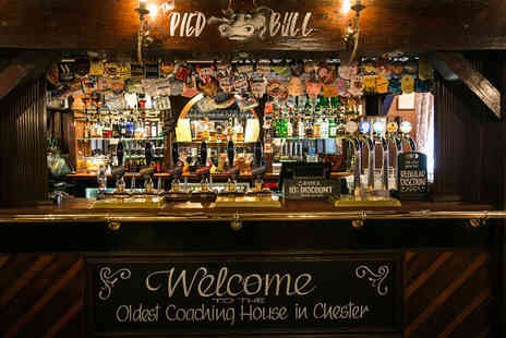 Pied Bull - Brewery tour, tasters and lunch for two - Save 42%