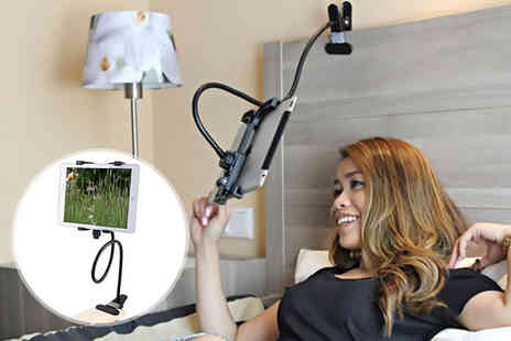 Gilded Olive - 360° rotation lazy bed tablet mount - Save 70%