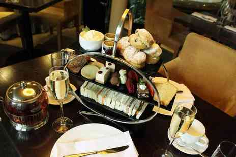 Townhouse Hotel - Afternoon tea and a glass of Prosecco for two - Save 50%
