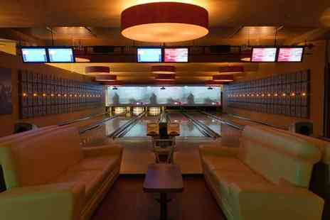 Buyagift - One hour bowling game for up to six - Save 0%