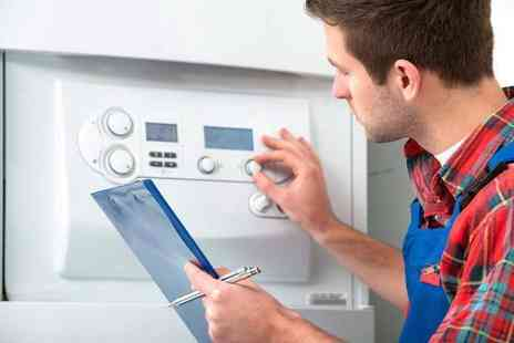 One Call Plumbing Services - Full gas boiler service with a gas safety certificate - Save 53%