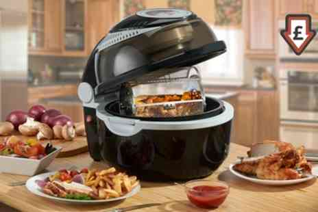 Groupon Goods Global GmbH - Cooks Professional 10 Litre 1300W Multi Function Air Fryer - Save 53%