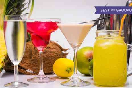 Bayhams Jazz Bar Restaurant - Choice of Four, Six or Eight Cocktails - Save 71%