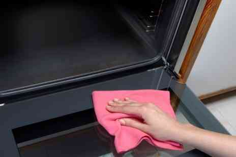 Incredaclean - Full Oven Clean with Optional One or Two White Goods Clean - Save 56%