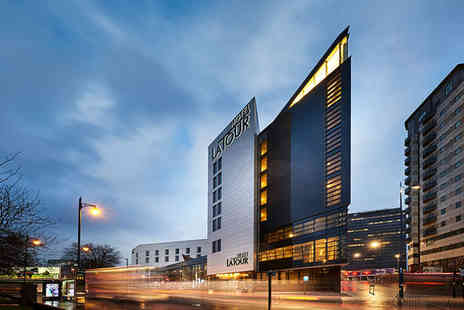 Hotel La Tour - Four Star Ultra Modern Architecture Break For Two in Birmingham City Centre - Save 0%
