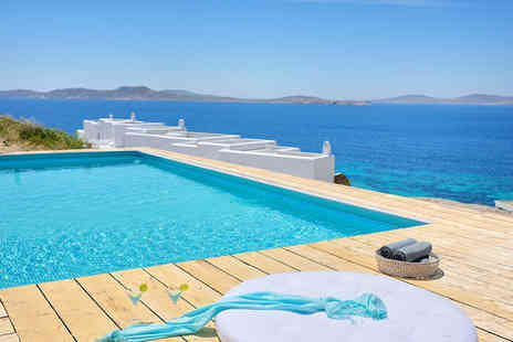Horizon Boutique Hotel - Four Star Sparkling Sea Views at Adults Only Boutique in Mykonos - Save 68%