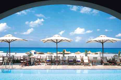 Grecotel Plaza Spa Apartments - Four Star Elegant Beachside Getaway - Save 36%