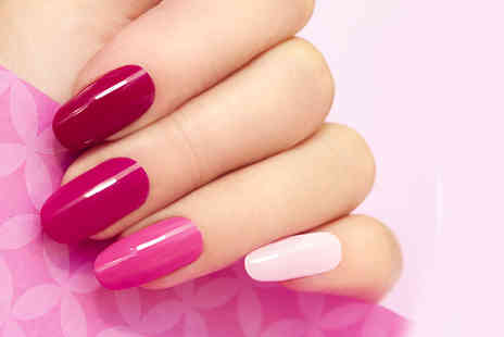 For Him & Her Beauty Clinic - Full set of gel or acrylic nail extensions - Save 52%