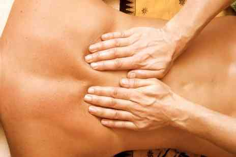 Brown Cow Salon - 30 minute neck, back & shoulder massage - Save 30%