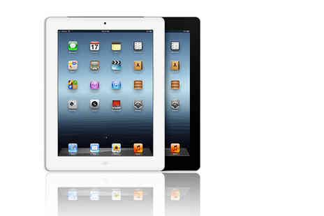 Renew Electronics - Apple iPad 3 16GB with WiFi capabilities select from two colours - Save 0%