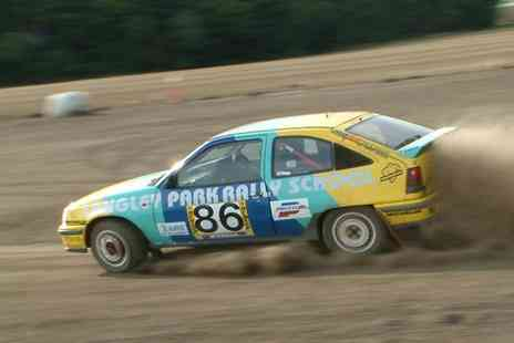Langley Park Rally School - Six lap rally driving experience - Save 51%