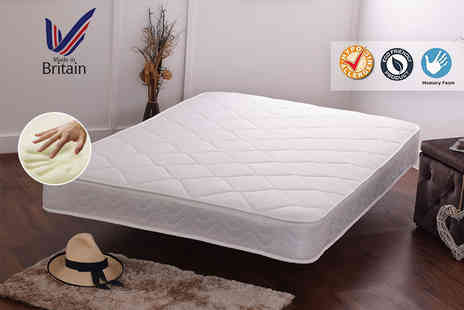 Midnight Dreams - Single mattress, small double or double mattress or king size mattress - Save 88%