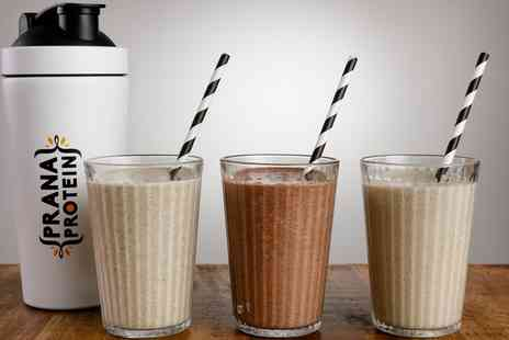 Groupon Goods Global GmbH - One,Two or Four Week Shake Bundle with a Shaker - Save 28%