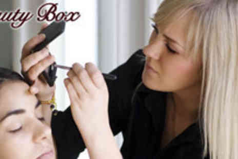 The Beauty Box - Complete hair and beauty makeover with MAC products - Save 63%