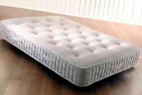Groupon Goods Global GmbH - 3000 Regale Pocket Mattress in Choice of Size - Save 79%