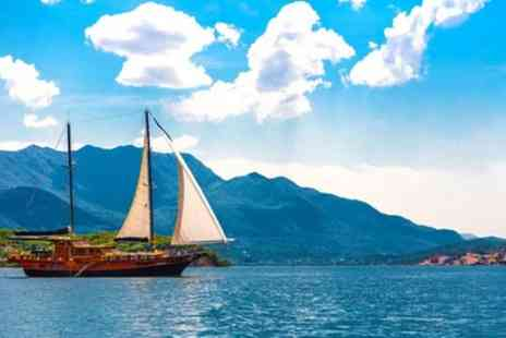 Montenegro Gulet - Seven Night Cruise for Two with Meals and Airport Transfers - Save 63%