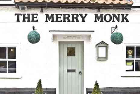 The Merry Monk - Six Course Tasting Menu with Prosecco for One or Two - Save 32%