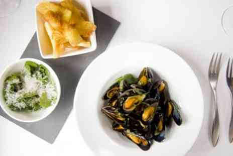 The Merry Monk - Three Course Meal with Prosecco for Two or Four - Save 48%