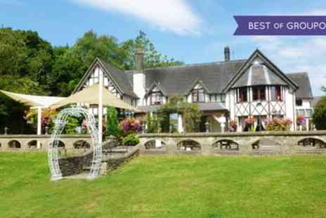 Bentley Brook Inn - Two Nights Stay for Two with Breakfast and Dinner - Save 41%