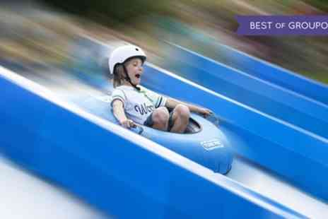Super Tubing - Ten Rides for Two or Four - Save 42%