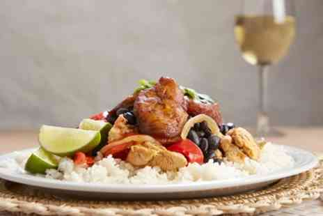 Baileys Caribbean Restaurant - Main Course and Soft Drink for Two or Four - Save 53%