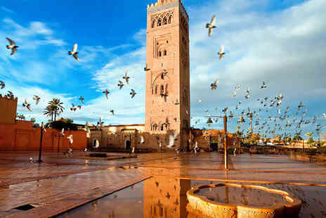 Riad Zaid with Excursions - Bustling Souks and Local Berber Life - Save 0%