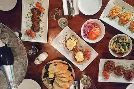 Le Monde - Two hour bottomless brunch with bottomless Prosecco for two - Save 39%