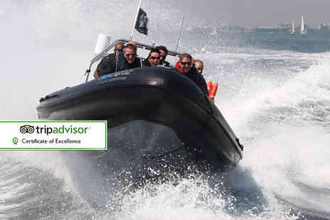 Seadogz - 60 minute extreme RIB boating experience for one - Save 60%