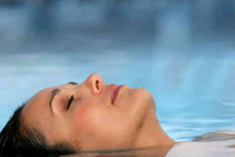 The North Spa - One hour flotation tank experience - Save 57%