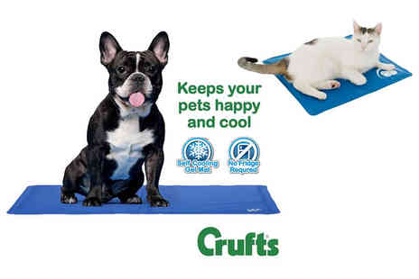 Prees Village Stores - Pet cooling mat - Save 53%