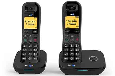 Groupon Goods Global GmbH - BT 1100 Cordless DECT Home Phone - Save 62%