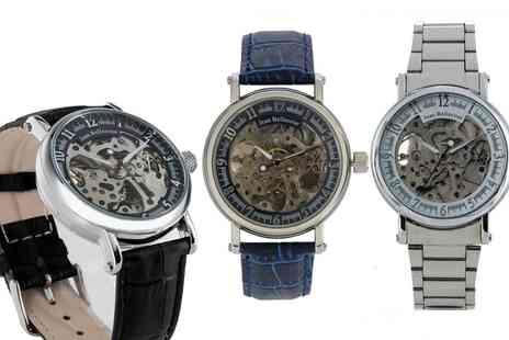 Groupon Goods Global GmbH - Jean Bellecour Unisex Watches - Save 82%