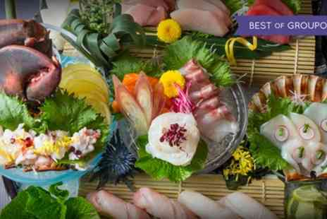 Kouzu - Michelin Listed Seven Course Japanese Tasting Menu for One, Two or Four - Save 58%