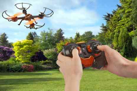 Groupon Goods Global GmbH - Zennox Drone with Remote Control - Save 70%