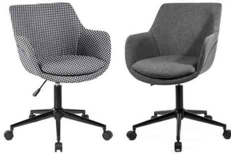 Groupon Goods Global GmbH - Homekraft Office Chair With Free Delivery - Save 45%