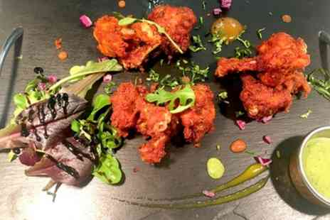 Canal Square - Five Course Punjabi Tasting Menu for Up to Four - Save 36%