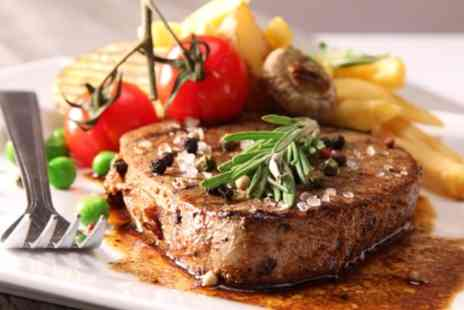 Bohemia - Two or Three Course Fine Dining for Two or Four - Save 35%