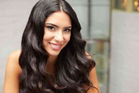 The Hair and Beauty - Wash, Cut and Blow Dry with a Conditioning Mask - Save 50%
